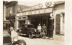 Texaco Auto Garage