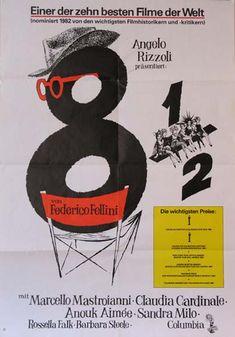 8½, Federico Fellini 1963