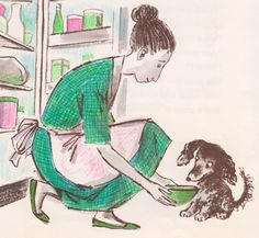 written by Jane Thayer, illustrated by Seymour Fleishman (1965). blogged