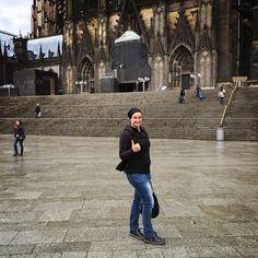 #Kölner Dom - mein Start zu meiner 3 Städte Tour