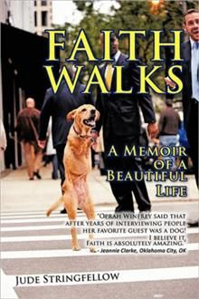 FAITH WALKS. tells the entire story of Faith's life from an almost impossible beginning to her greatest and most wonderful achievements.  She has stood on her own two legs for years demonstrating that faith in ones own self is so very powerful - - her message that you don't have to LOOK perfect to be perfect is threaded throughout the book.