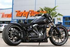 Harley-Davidson Softail Breakout – Thunderbike Umbau
