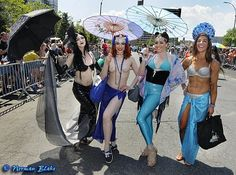 The Mermaid Parade Registration Page | Coney Island USA