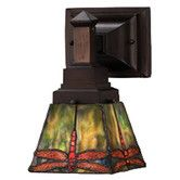 Found it at Wayfair - Prairie Dragonfly 1 Light Wall Sconce
