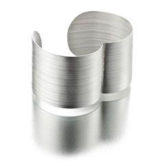 Boforia bracelet Material: Silver Designed by Heli Kauhanen