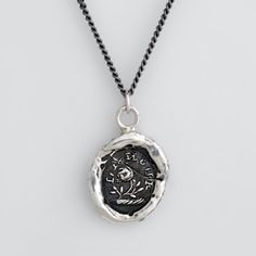 Love Talisman Necklace    lj