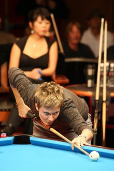 29 best wicked female pool players images pool table - Karen muir swimming pool kimberley ...