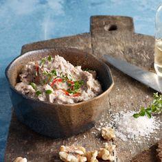 Rezept von Martina Kittler: Bohnen-Walnuss-Paste