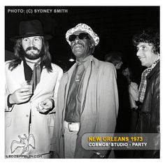 New Orleans '73 party