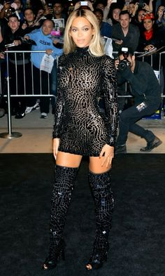 Beyonce In Tom Ford