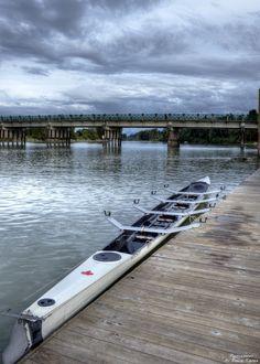 Fort Langley Community Rowing Club.
