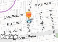 SOS Panelas, Rua Dom Aquino, 1030, Campo Grande-MS