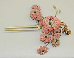 Chinese hairpin, 1800–1938.