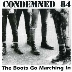 Condemned 84 is a British skinhead Oi! punk band.