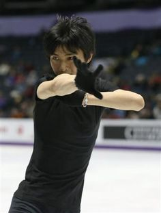 Yuzuru Hanyu from Sankei