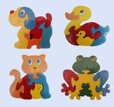 wooden kids puzzle - Google Search