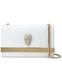 PHILIPP PLEIN . #philippplein #bags #shoulder bags #leather #stone #lining #