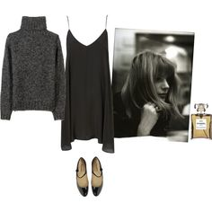 "MINIMAL + CLASSIC: ""Little Black Dress #2"" by eizhowa"