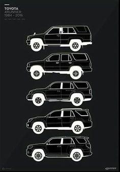 4runner evolution