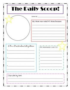 Mother's Day Printable FREEBIE
