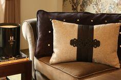Kelly Hoppen cushion design