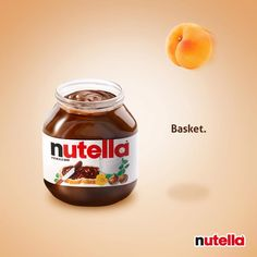 Nutella wins for the most adorable Olympics-themed ads Advertising Space, Creative Advertising, Advertising Poster, Nutella, Commercial Ads, Guerilla Marketing, Best Ads, Branding, Poster Ads