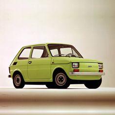 Old Fiat *soooo cute*