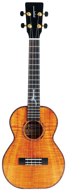 As these now cost more than a small car, it is unlikely, but still a pretty sweet ukulele.