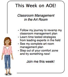 my classroom management plan