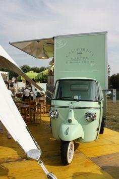 Street Food Mobile. Design e cibo di qualità corrono su tre ruote | Livable Life