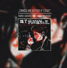Romance three for chemical revenge my sweet cheers download