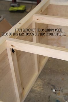 how to build a dresser! Doing this for my boys!!