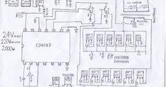 how to build a 2KVA inverter circuit diagram UPS Pinterest