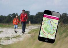 De natuur in met je mobiel - 42bis » de routeapp van Natuurmonumenten