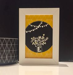 Excited to share the latest addition to my #etsy shop: Flowering 'E'