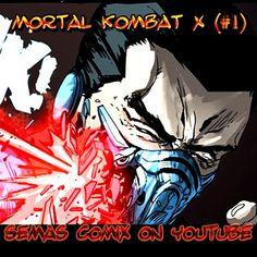 #DC #Comics #Mortal #Kombat #X (1_17)