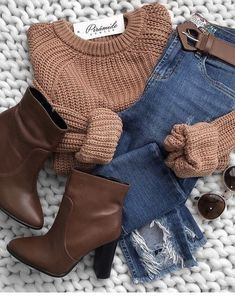 Look de viagem Source by date outfit Cute Fall Outfits, Fall Winter Outfits, Autumn Winter Fashion, Trendy Outfits, Autumn Nature, Winter Style, Mode Outfits, Fashion Outfits, Womens Fashion