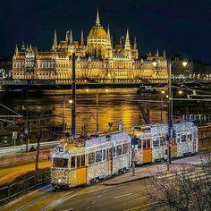 Budapest, Hungary by Tamas Rizsavi