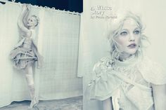 A WHITE STORY BY PAOLO ROVERSI FOR VOGUE ITALIA APRIL 2010