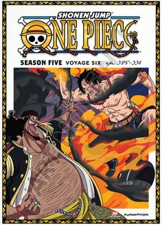 FUNimation Unveils 'One Piece' Season Five Voyage Six Anime Trailer