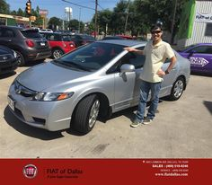 https://flic.kr/p/Cb6w9Z | #HappyBirthday to Dominic from Joe DeLeon at Fiat of Dallas! | deliverymaxx.com/DealerReviews.aspx?DealerCode=F741