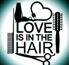 Hair Inspiration | Love is in the hair | Via: http://coloradosprings.paulmitchell.edu/