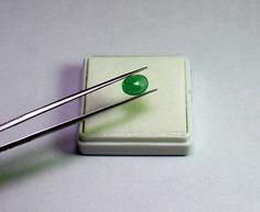 (sku no: kge1.93ct3) Natural Green Emerald 1.93ct