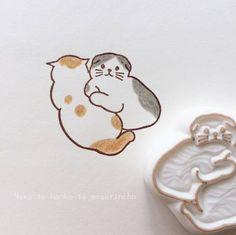 歯のラッピングと猫のはんこ-gooブログ