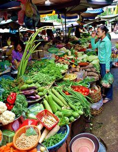 Saigon Market                                                       …