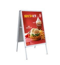 Display Solution Provides High Quality Outdoor Exhibit Displays, Business  Signs And Displays With Full Color Graphics And All The Accessories Like  Flag ...