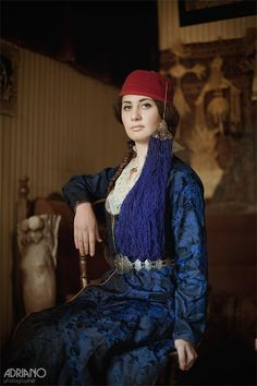 Armenian traditional costume