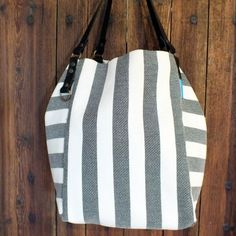 Zebra Leather Handle, Woven Fabric, Bucket Bag, Hardware, Shop, Bags, Accessories, Handbags, Computer Hardware
