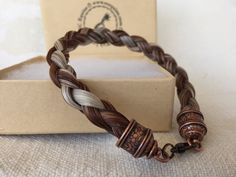 Horse Hair Bracelet  Horse Hair Jewelry  Equine by scequine