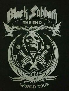 Black Sabbath The End 2016